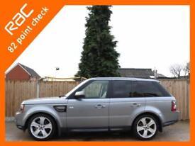 2012 Land Rover Range Rover Sport 3.0 SDV6 Turbo Diesel HSE Luxury 6 Speed Auto
