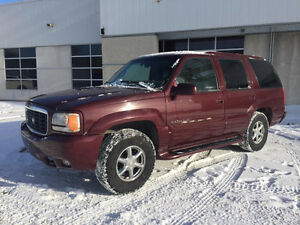 1999 Cadillac Escalade 4X4 SUV-SAFTIED-ACCIDENT FREE-CLEAN!!!!