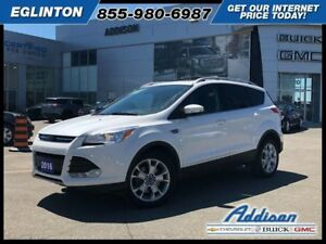 2016 Ford Escape TitaniumOne owner, accident free
