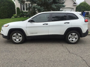 2014 Jeep Cherokee Sport - AC / REVERSE CAM / HEATED SEATS West Island Greater Montréal image 2