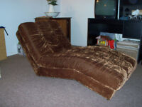 Brown Chaise