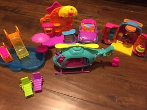 Toddler toys - great condition