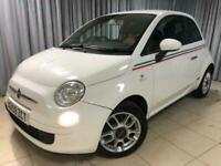 2009 02 FIAT 500 1.2 SPORT 3D 69 BHP