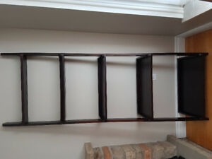 Ladder shelf ( Espresso colour)