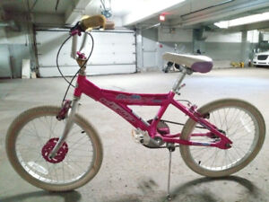 Pink Bicycle 20 inch - Vélo Rose 20 pouces