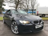 BMW 3 SERIES M3 (black) 2007