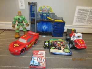 Variety of Toys for kids!  Individually or all for $23