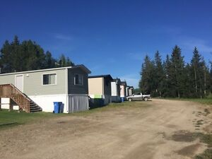 Mobile home park ,9 owned units , only $995,000