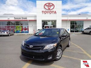 2012 Toyota Corolla CE ONE OWNER CLEAN CARPROOF