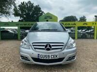 2009 Mercedes-Benz B-CLASS 2.0 B180 CDI SPORT 5d 109 BHP MPV Diesel Manual