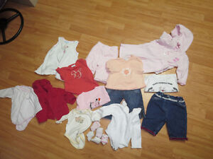 lot girl clothes
