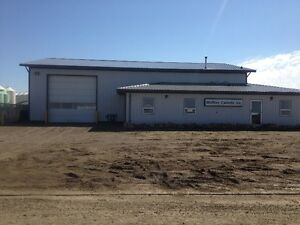 Industrial 3 Bay Shop (Vermilion) for Sale or Lease (FREE MONTH)