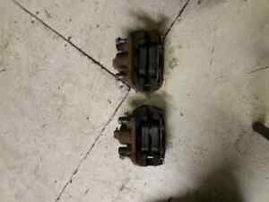 Volvo S60 2002 rear calipers and brake pads