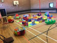 Softplay Sensory party packages