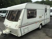 ELDDIS GOLDEN CROWN 2 BERTH TOURING CARAVAN