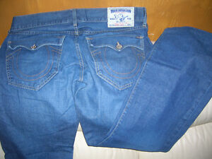 True Religion Boot Cut Jeans Made In USA Mens
