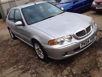 Mg zs long mot 18 petrol 495