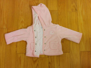 BABY JACKET SIZE 0-3 months