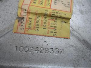 GM Trans Am Vintage NOS Front License Plate Bracket \ Holder London Ontario image 3