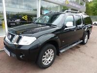 Nissan Navara 3.0 Dci 228ps V6 Outlaw 4x4 Double Cab Pick Up Pick-Up