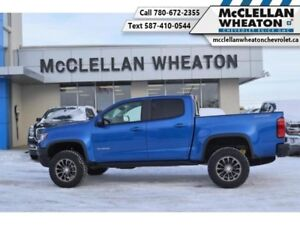 2019 Chevrolet Colorado ZR2  - Leather Seats -  Heated Seats - $