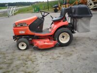 Mowing and snow removal