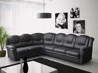 BRAND NEW FACTORY SEALED - TEXAS CORNER SUITE or 3+2 SOFA £499.99