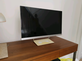 HP pavilion 27XW 27inch wide-screen gaming computer monitor tv