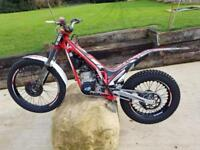 Ex-Demo Gas Gas E4 250cc Trials Bike Loads Of Extras