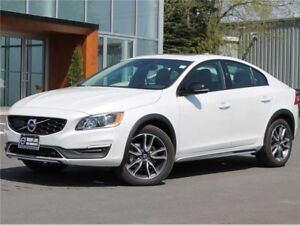 2017 Volvo S60 Cross Country T5 Platinum T5 | AWD | FULL VOLV...