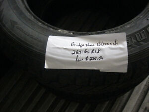 265-60r18 winter tires