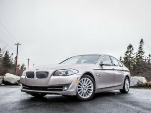 2012 BMW 5-Series 535i xDrive Sedan