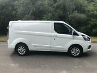 2018 Ford Transit Custom 2.0 EcoBlue 130ps L1 Low Roof Limited Van PANEL VAN Die