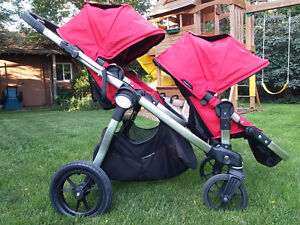 Baby Jogger City Select Double Stroller (2012)