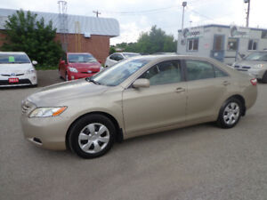 2009 TOYOTA CAMRY CERTIFIED