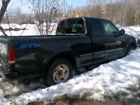 F150 STX supercab for parts or repair in Digby