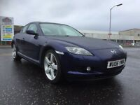 Mazda rx8 trade in to clear