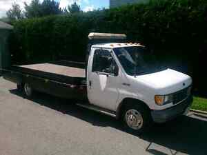 1992 Ford E350 Tilt and Load