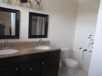 SEPT 1  NEW LARGE 1-BEDROOM WITH PRIVATE BATHROOM