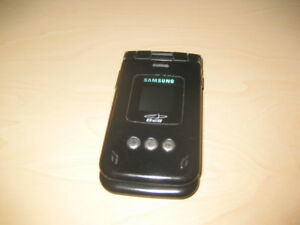 Telephone cellulaire - Samsung (Bell) - SPH A900