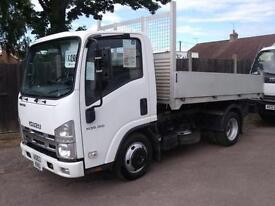 Isuzu Truck N35-150TD TRW N35.150 T Grafter Aluminium Tipper