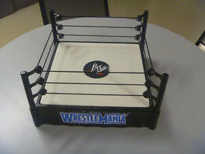 Toy Plastic WWE Ring