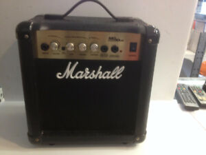 Marshall Guitar Amp 40 Watt-Model MG series 10CD