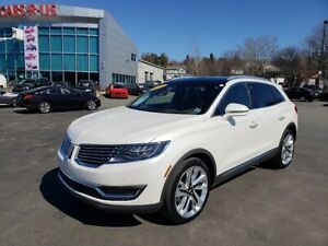 2016 Lincoln MKX Reserve / AWD / Leather / Navigation / 21