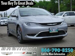 2016 Chrysler 200 Limited - Bluetooth -  Remote Start - Low Mile