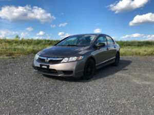 """SOLD** 2009 Honda Civic DX """"CERTIFIED"""""""