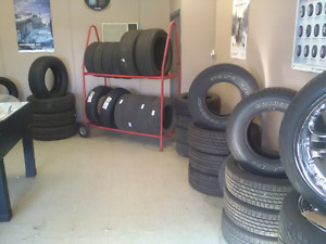 NEED SOME GREAT QUALITY USED TIRES?