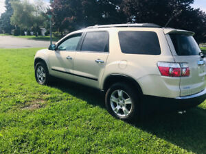 GMC ACADIA 2011 8 PASSAGEES  PNEUX HIVERS WWW.NO-LIMIT.CA