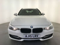 2015 BMW 320D SPORT AUTOMATIC ESTATE 1 OWNER BMW SERVICE HISTORY FINANCE PX