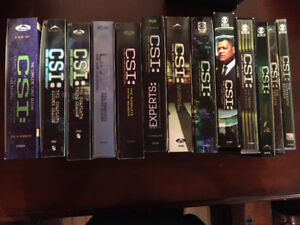 CSI dvd season 1 - 13
